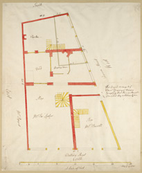 [Plan of Properties on Watling Street]